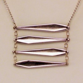 Flatware Necklace
